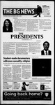 The BG News April 25, 2012