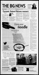The BG News October 3, 2012