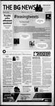 The BG News October 31, 2012