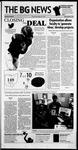 The BG News November 16, 2012
