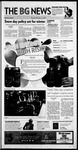 The BG News November 26, 2012