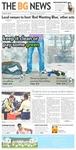 The BG News January 09, 2013