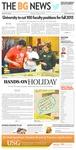 The BG News January 22, 2013