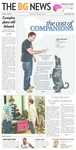 The BG News January 23, 2013