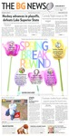 The BG News March 11, 2013