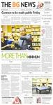 The BG News March 27, 2013