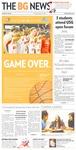 The BG News March 29, 2013