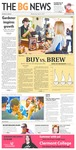 The BG News April 03, 2013