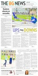 The BG News April 10, 2013