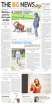 The BG News April 22, 2013