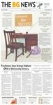 The BG News August 23, 2013