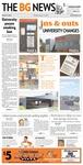 The BG News August 26, 2013