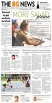 The BG News September 11, 2013