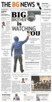 The BG News September 20, 2013