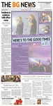 The BG News October 14, 2013