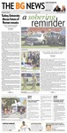 The BG News October 23, 2013