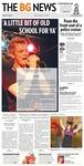 The BG News October 25, 2013