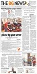 The BG News November 01, 2013