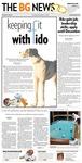 The BG News November 12, 2013