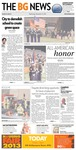 The BG News November 13, 2013