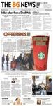 The BG News November 15, 2013