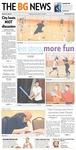 The BG News November 20, 2013