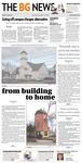 The BG News November 25, 2013