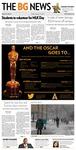 The BG News January 17, 2014
