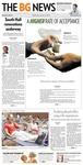 The BG News January 22, 2014