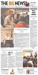 The BG News January 24, 2014