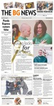 The BG News January 27, 2014