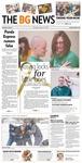 The BG News January 27, 2014
