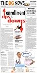 The BG News January 29, 2014