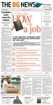 The BG News February 07, 2014