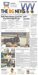 The BG News February 12, 2014