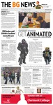 The BG News March 24, 2014
