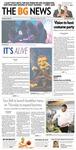 The BG News March 26, 2014