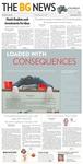The BG News March 28, 2014