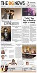 The BG News March 31, 2014