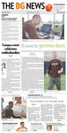 The BG News April 09, 2014