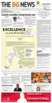 The BG News April 11, 2014