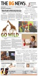 The BG News April 14, 2014