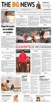 The BG News April 21, 2014