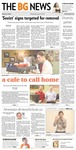 The BG News April 23, 2014