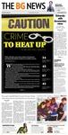 The BG News April 25, 2014