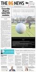 The BG News April 30, 2014