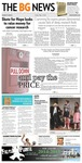 The BG News May 02, 2014