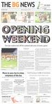 The BG News August 25, 2014