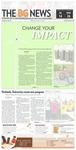 The BG News October 20, 2014