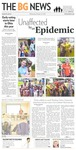 The BG News October 22, 2014